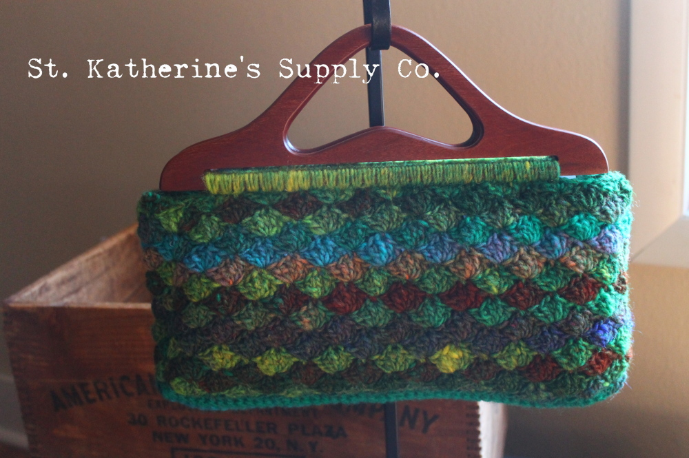 Garfield Park Conservatory Purse Crochet Pattern