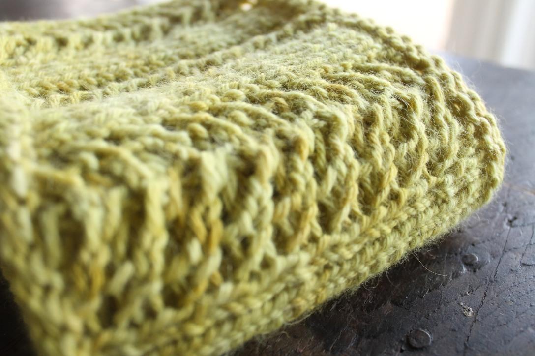 Tuscany Lace Cowl - Free Pattern